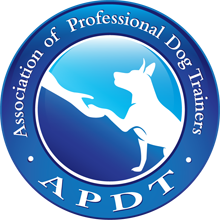 Member of APDT: The Association of Professional Dog Trainers
